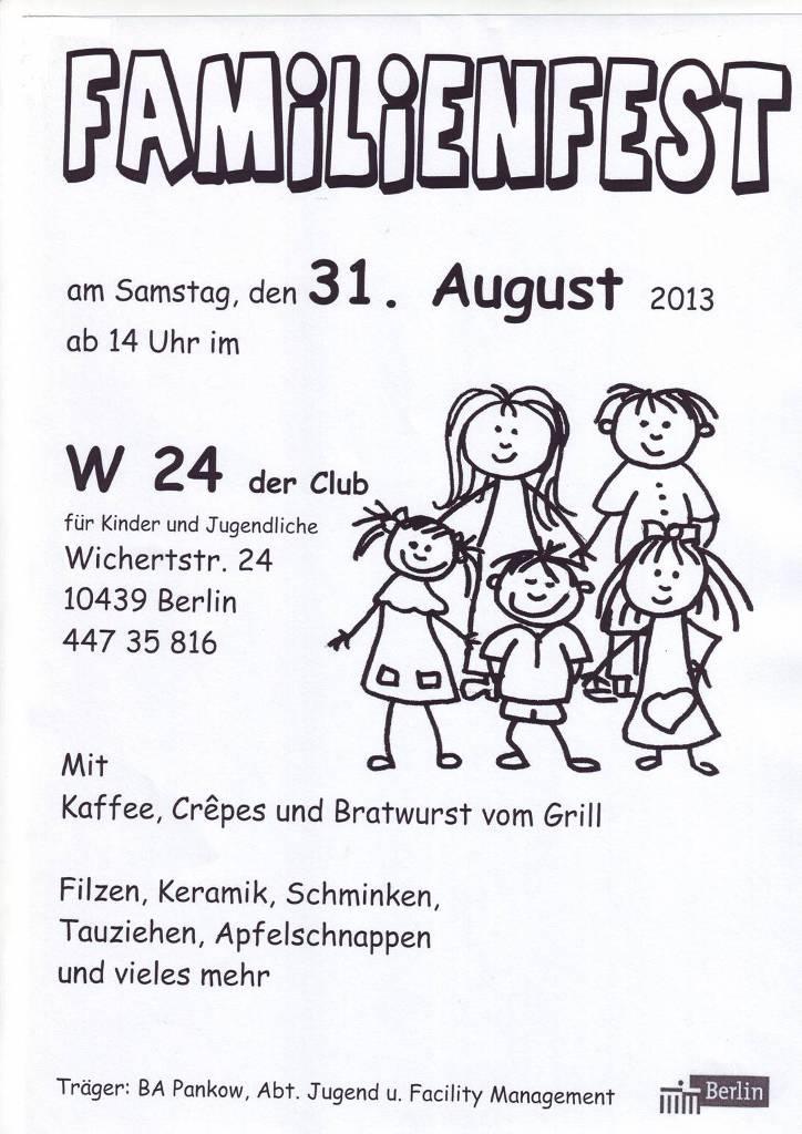 Familienfest 2013