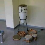 Sport und Tanz 3, Trommeln